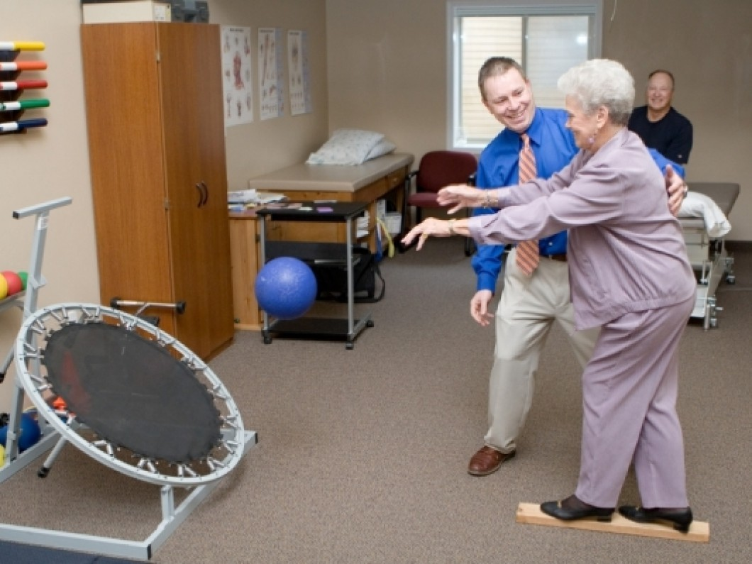 Balance and Fall Prevention in Twin Falls, Idaho
