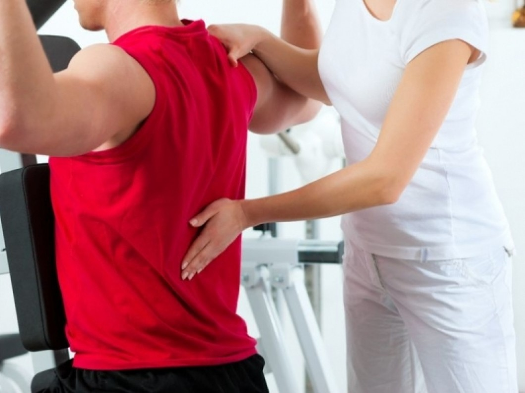 physical rehabilitation for the back