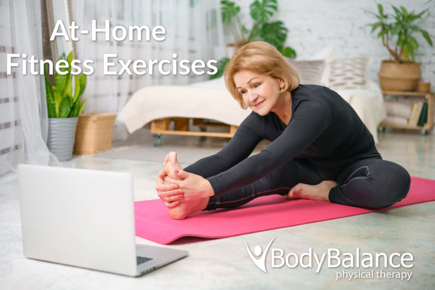 At Home Fitness Guide